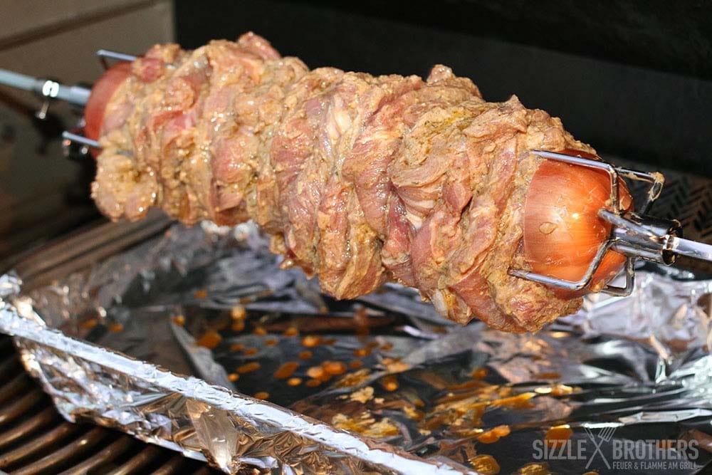 Weber Elektrogrill Rezepte : Gyros vom drehspieß grill rezepte bbq & mehr! sizzlebrothers