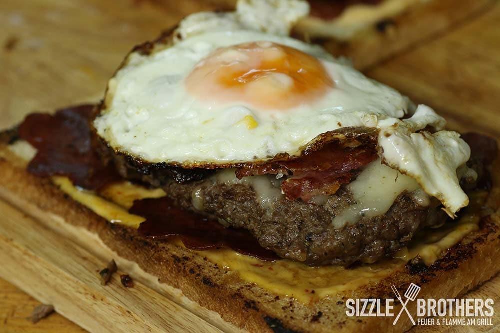 Frühstücks-Sandwich