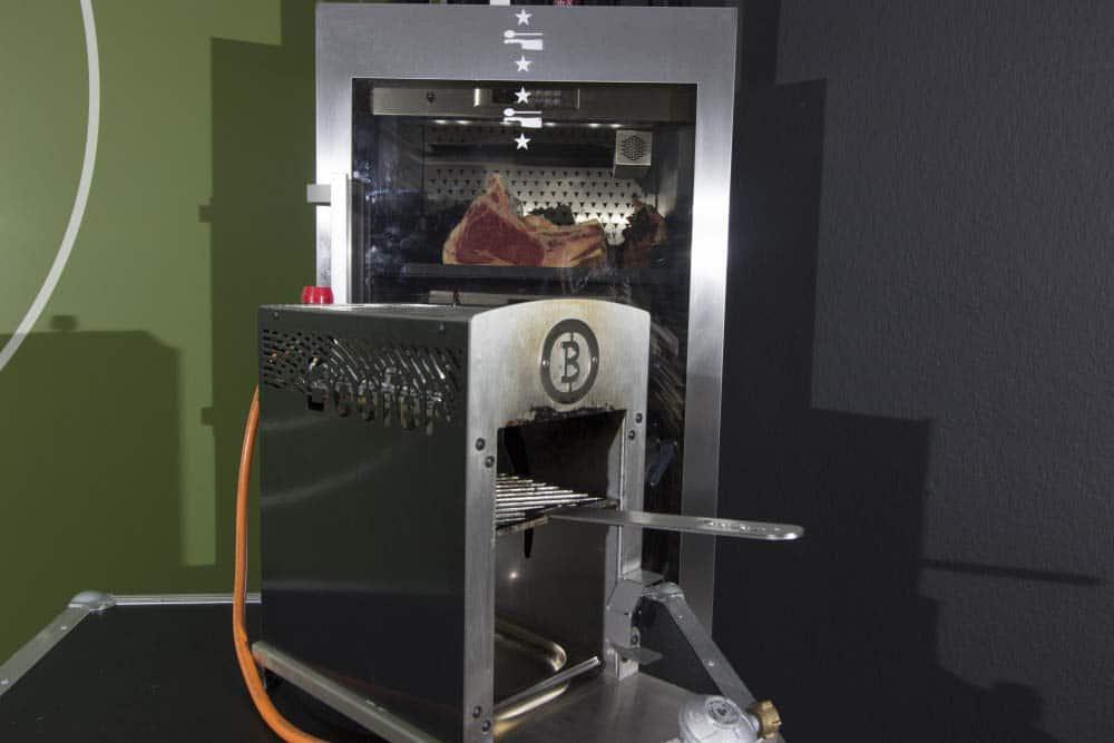 Beefer – der 800 Grad Grill