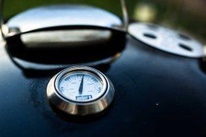 Kerntemperatur und Garraumtemperatur beim Grillen