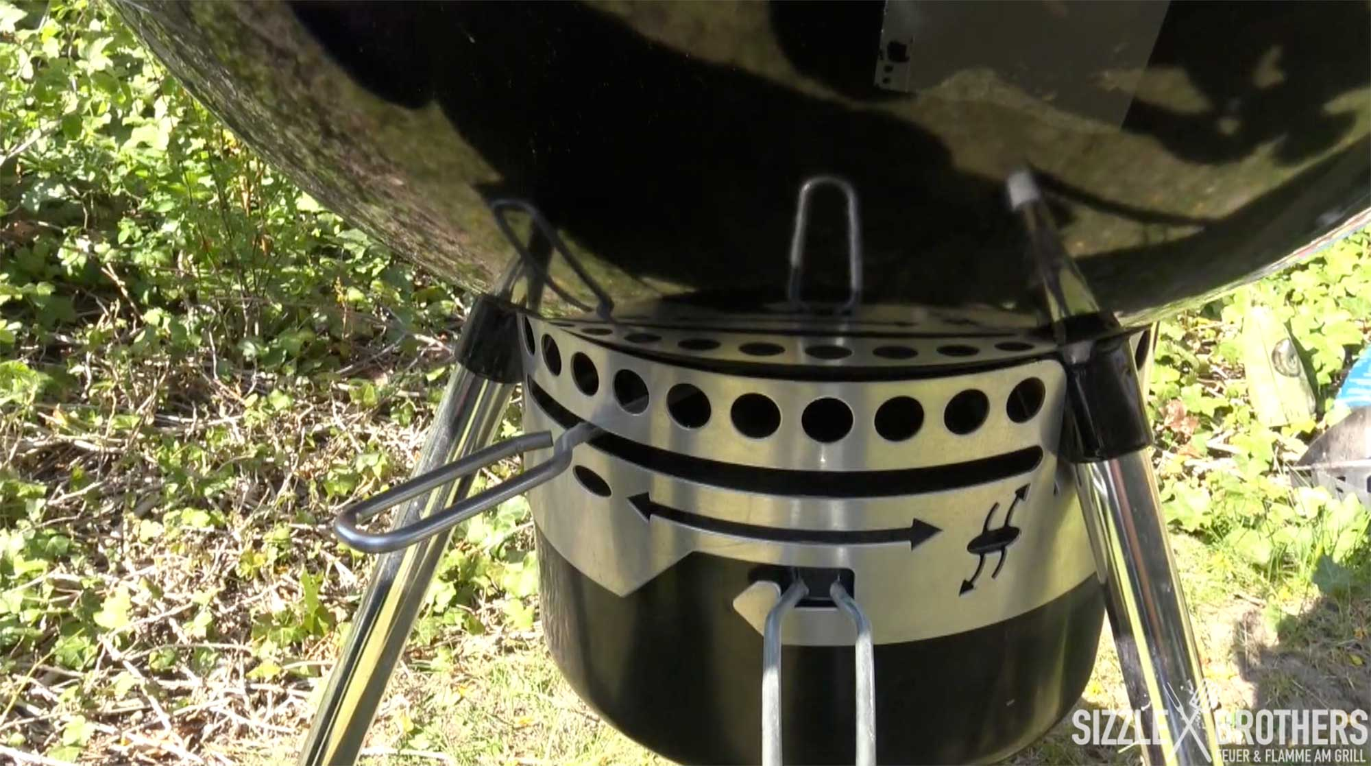 Weber Elektrogrill Temperatur Einstellen : Der minion ring so einfach geht´s perfekt für pulled pork