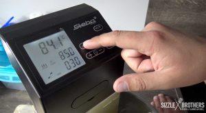 Steba Einhängethermostat als Sous Vide Gerät im Einsatz