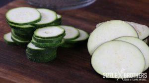 Gemüsechips sollten hauchdünn geschnitten werden