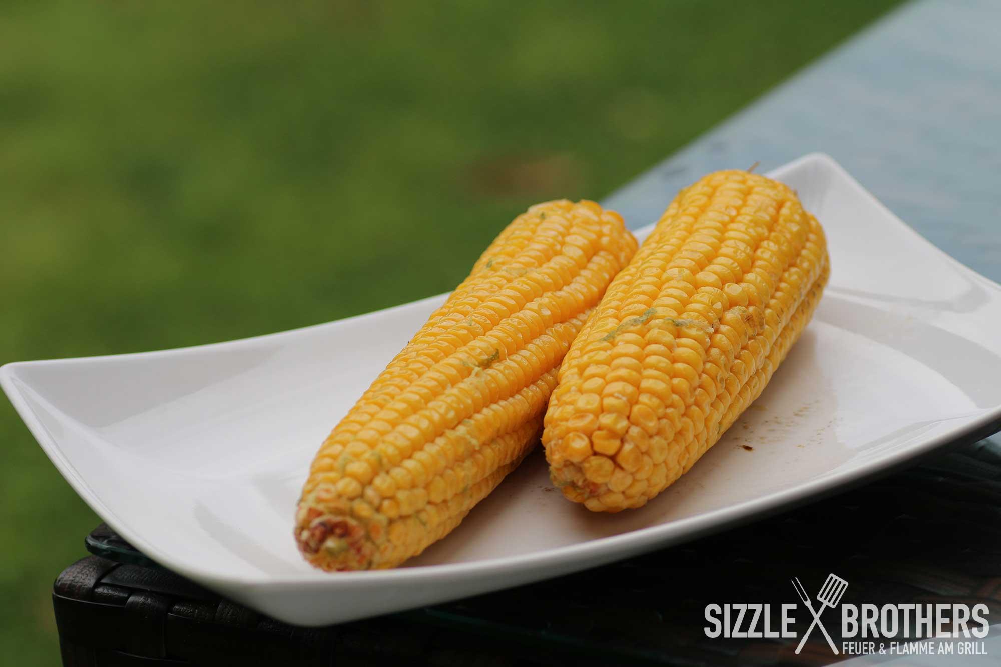 Maiskolben grillen - einfach nur lecker