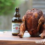 Super krosses Beer Can Chicken