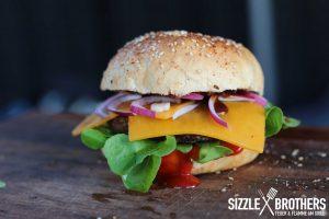 Der Classic Cheeseburger