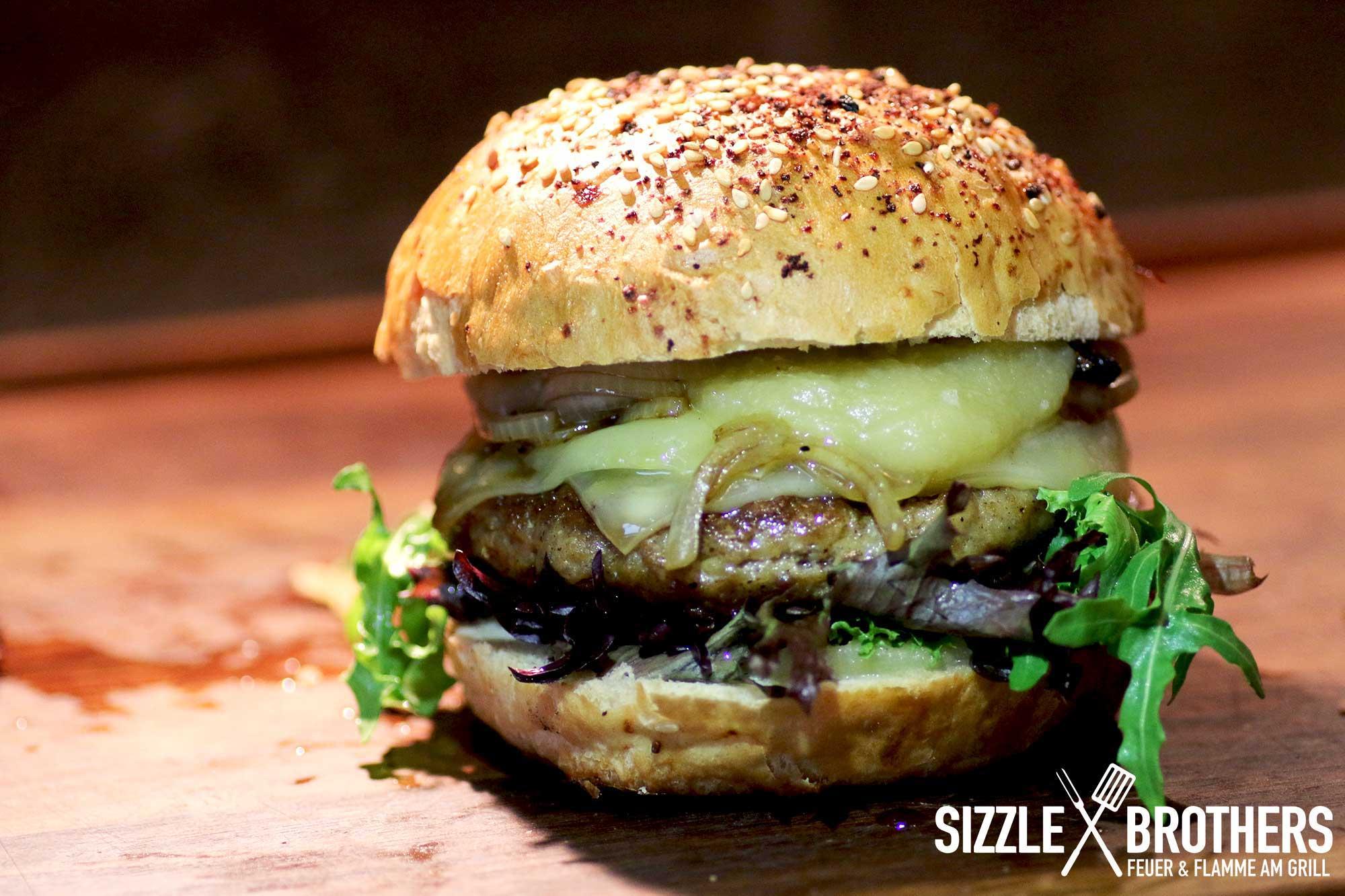Mangalitza Burger