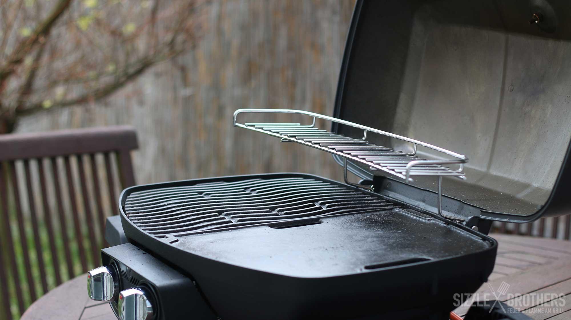 Weber Elektrogrill Zu Schwach : Napoleon travelq pro 285 review mobil grillen