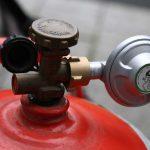 Der Napoleon TravelQ Pro 285 funktioniert auch mit großen Gasflaschen