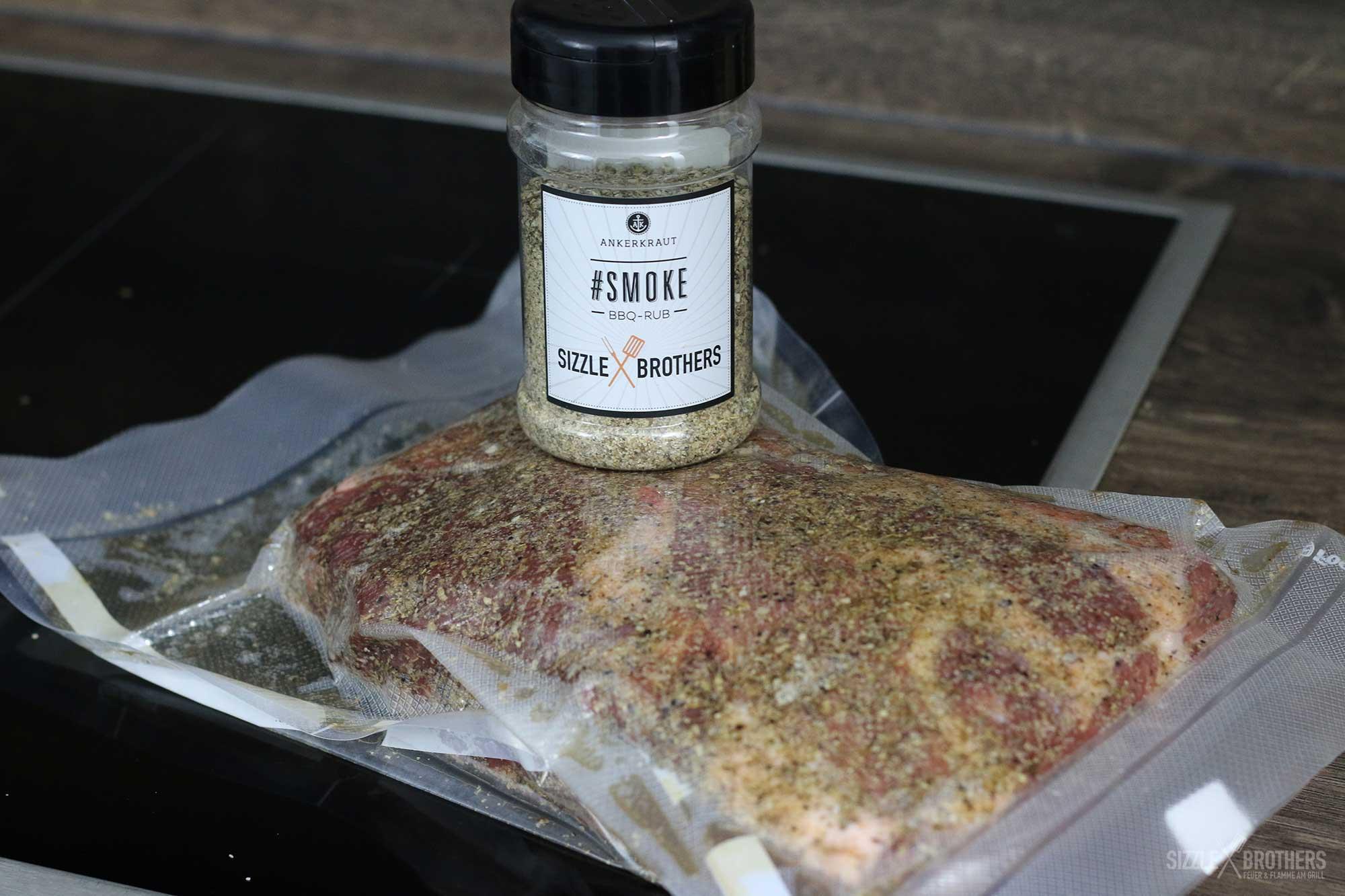 Pulled Pork Gasgrill Sizzle Brothers : Pulled pork sous vide gegart immer püntklich fertig!