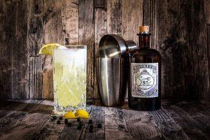 Gin Fizz - ein sehr leckerer Cocktail