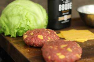 Inside-Out Burger Patties