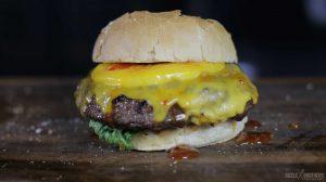 Burger Hawaii
