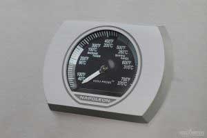 Deckelthermometer von Napoleon