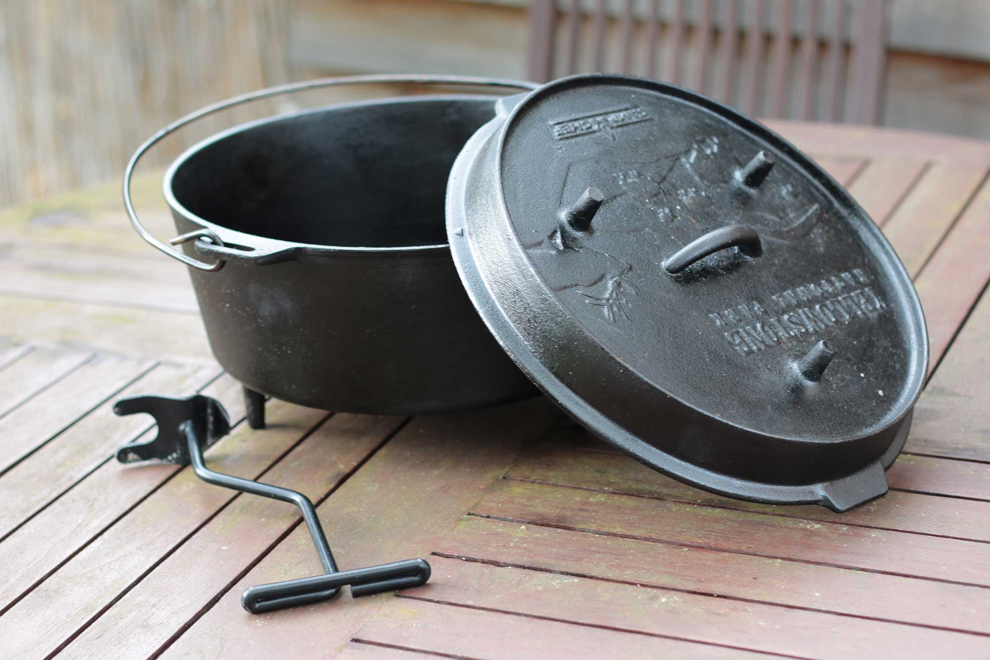 Topf Für Gasgrill : Grillfürst dutch oven bbq edition do