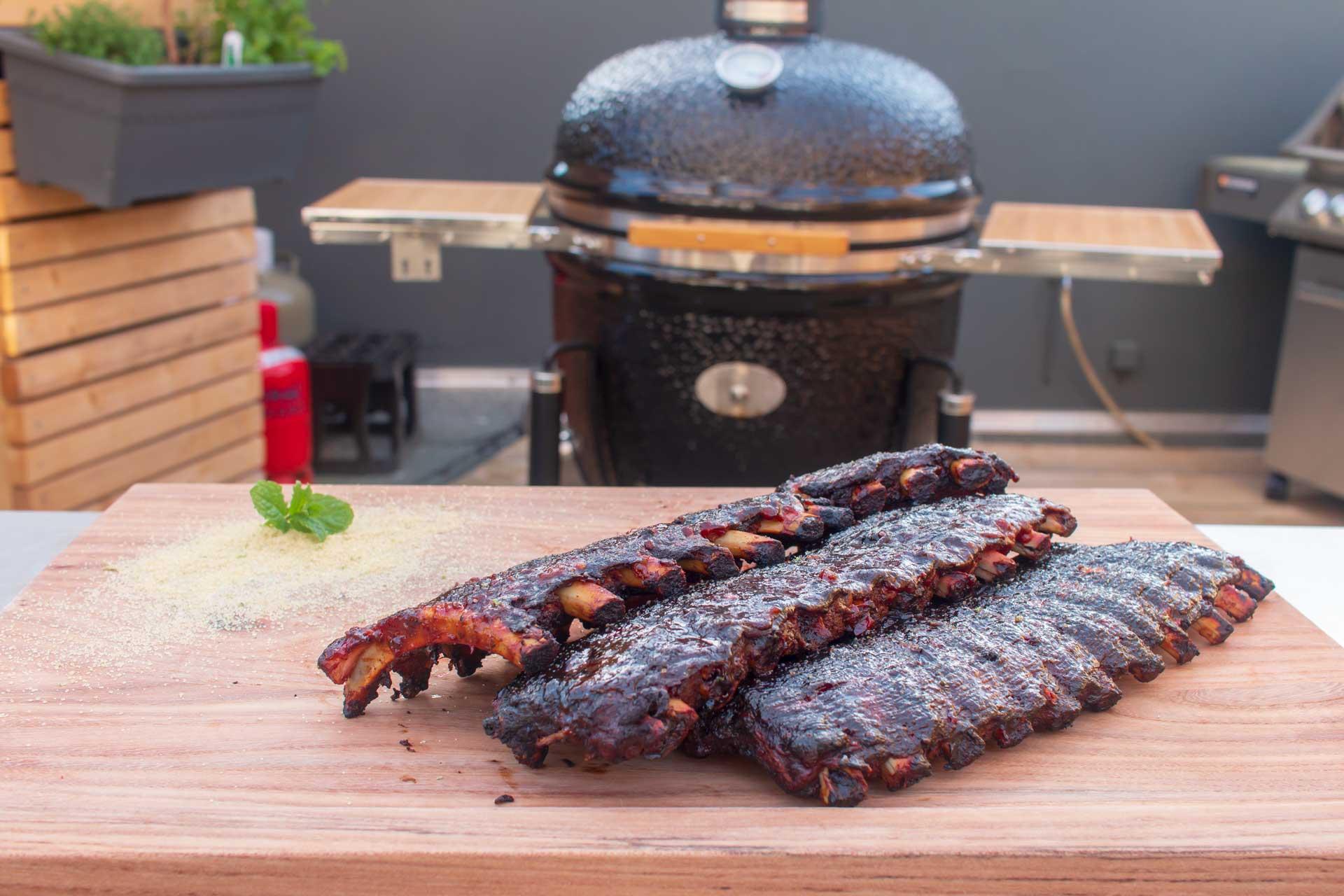 Sizzle Brothers Spareribs Vom Gasgrill : 2 1 1 ribs sriracha hot ribs saftig leckere hot ribs