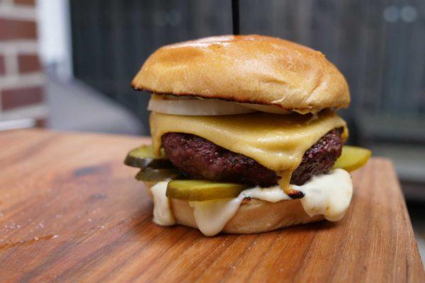 Burger grillen - So gut kann ein Burger aussehen