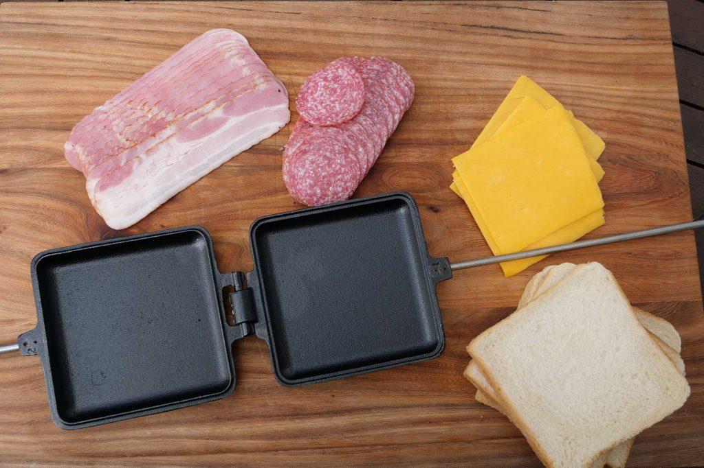 Sandwich vom Grill - das benötigt ihr für ein klassisches Sandwich