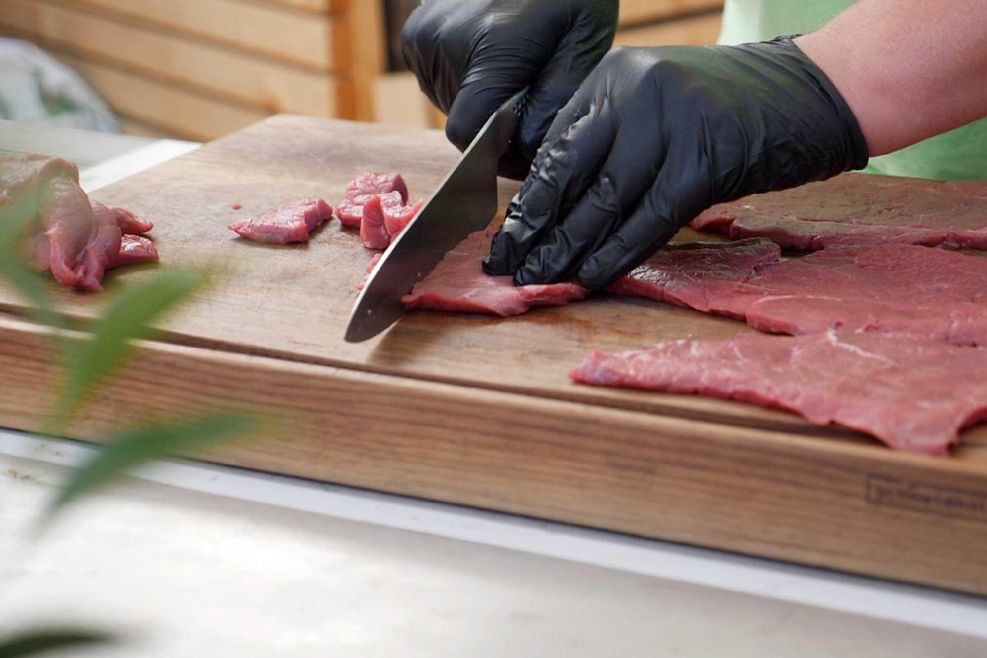beef jerky selber machen so einfach geht trockenfleisch. Black Bedroom Furniture Sets. Home Design Ideas