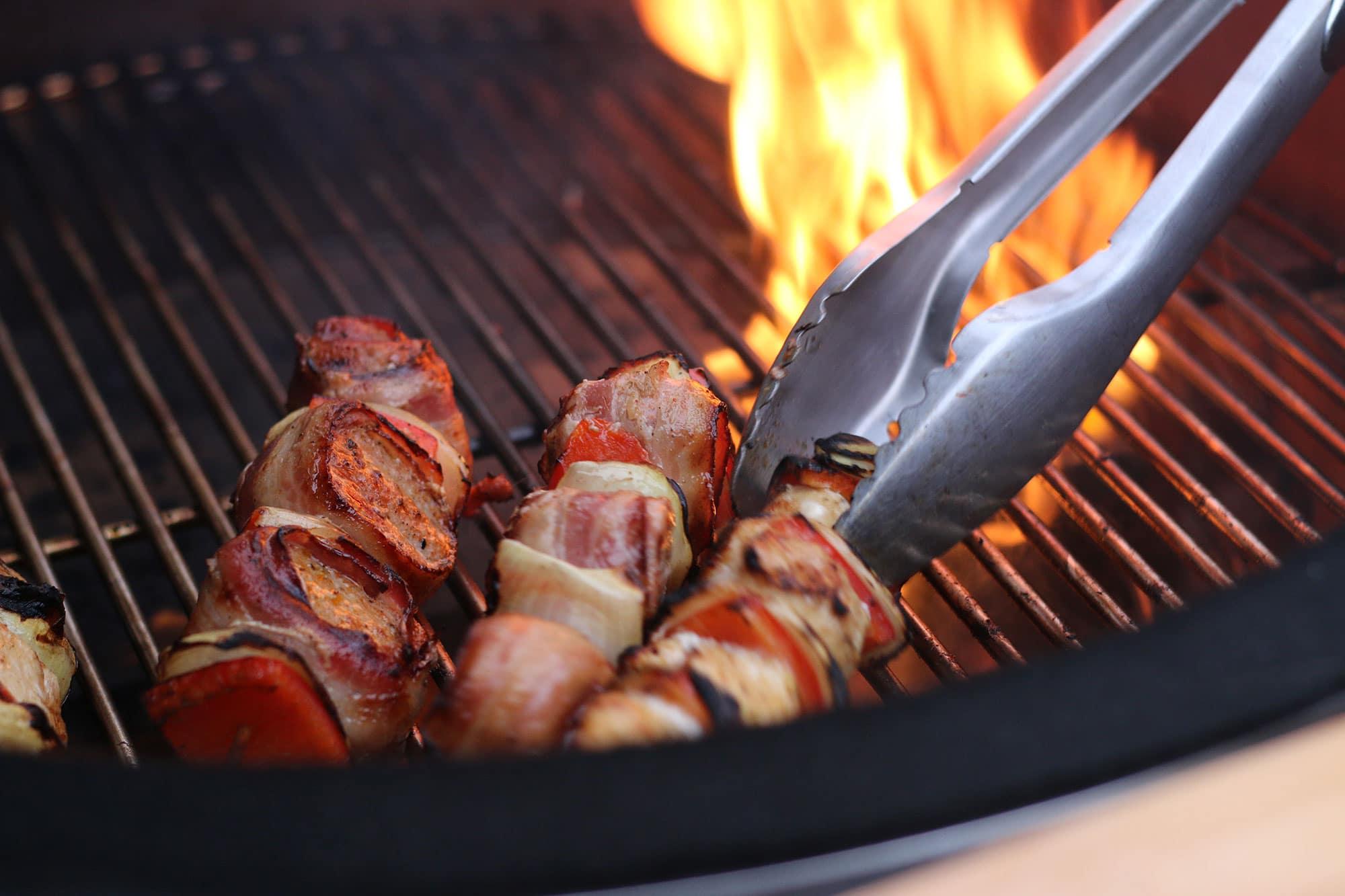 Grillspieße selber machen und richtig grillen