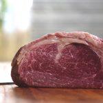 Kobe Beef grillen - die feine Marmorierung ist der Wahnsinn