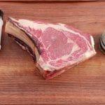 Zutaten für das Sous Vide Steak