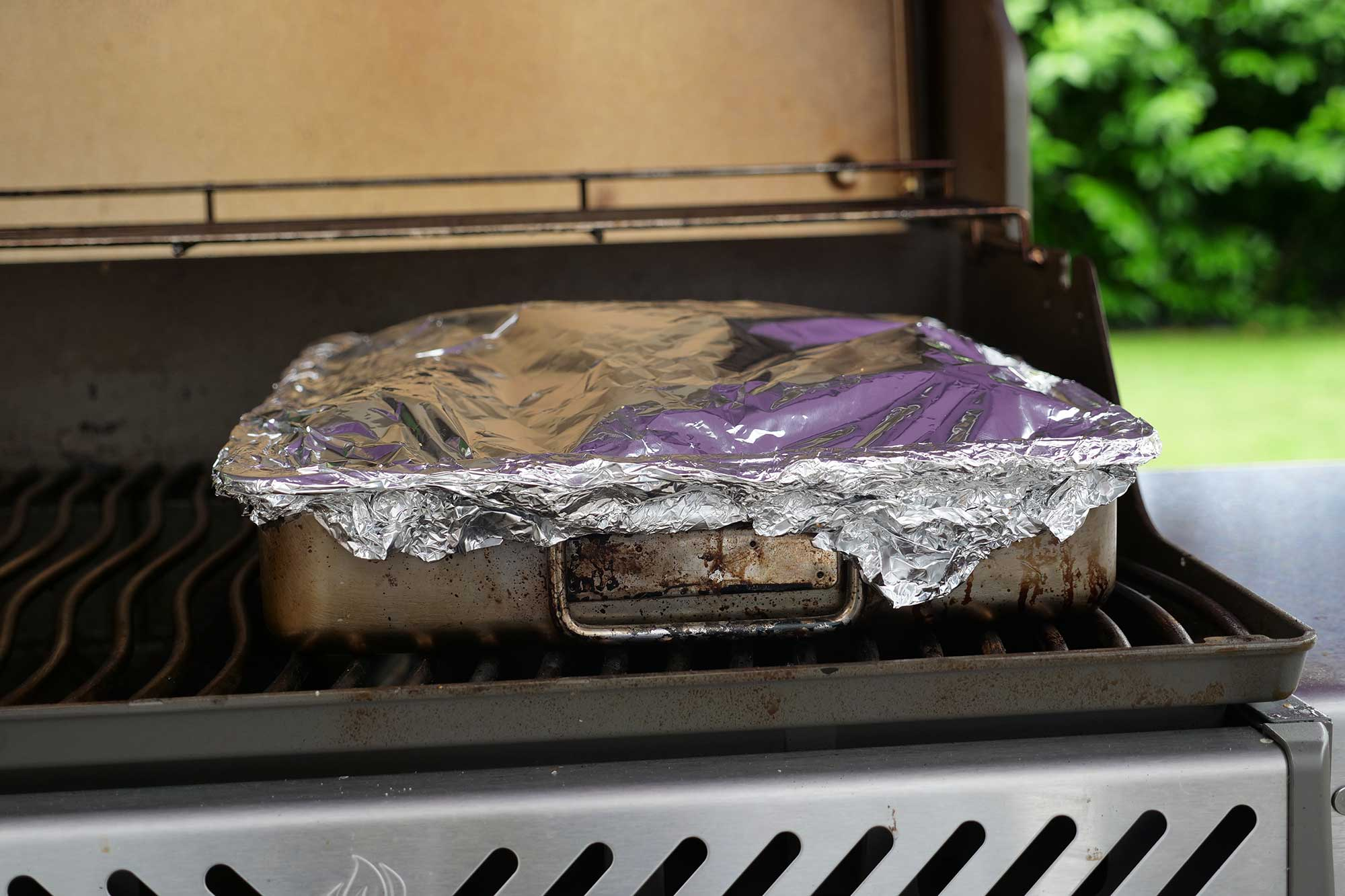 Spareribs Gasgrill Sizzle Brothers : Spareribs vom grill daempfen sizzle brothers bbq gerichte