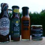 Foodist Box BBQ Saucenvielfalt