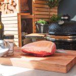 Der komplette Krustenbraten vom niederrheinischen Duroc Schwein von Don Carne