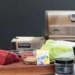 Zutaten für Tataki und highspeed Kimchi