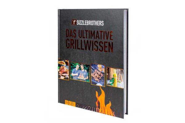 Das ultimative Grillwissen ist da – unser neues Grillbuch