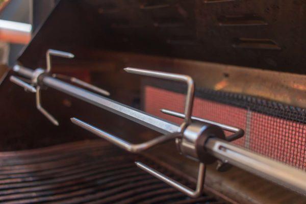 Grillen mit dem Drehspieß – das musst du beachten!