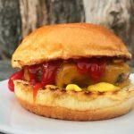 Burger selber machen - der einfache Cheese Burger
