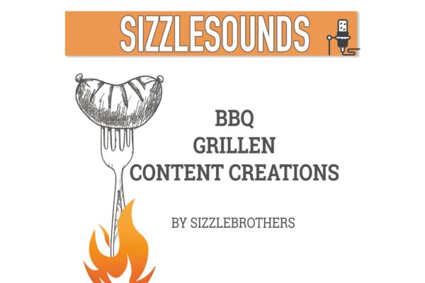 Podcast #1 – SizzleSounds – Die SizzleBrothers stellen sich vor!