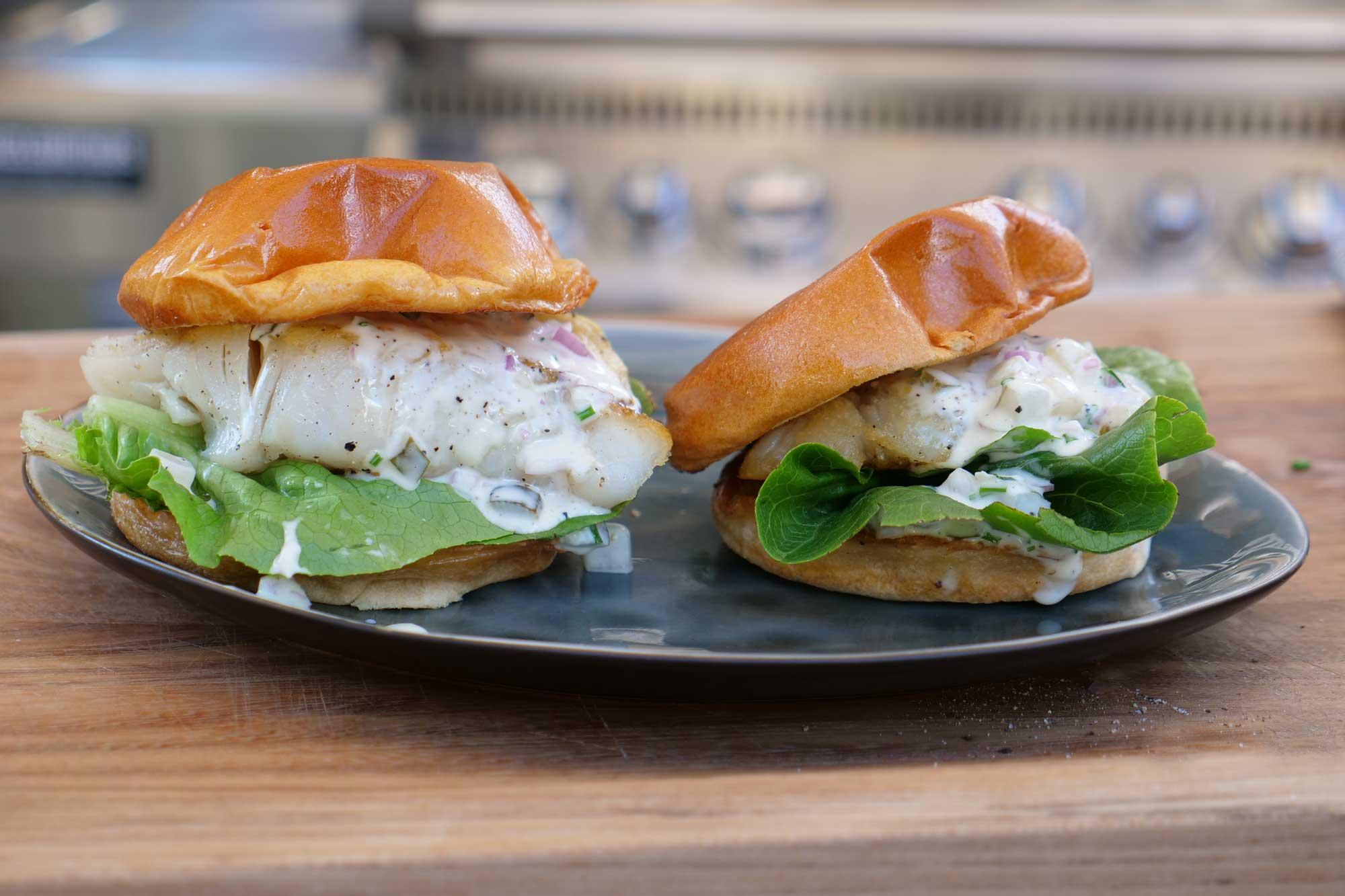 Leckerer Fischburger selbst gemacht – Einfaches Rezept zum Nachgrillen