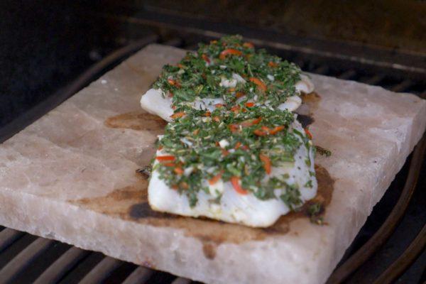 Grillen mit dem Salzstein – So funktioniert der Salzstein richtig!