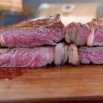 Steaks richtig grillen - Vorwärts vs. Rückwärts grillen