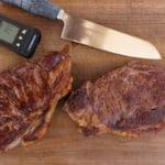 Steaks richtig grillen - die sehen mal gut aus