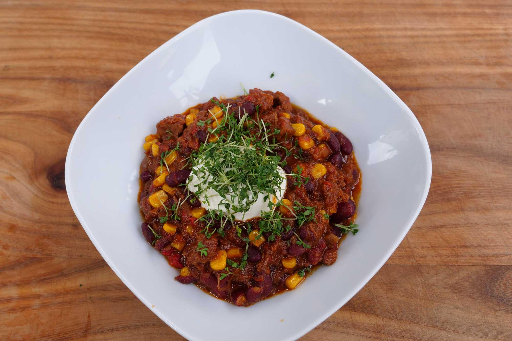Das echte Chili Con Carne Rezept aus dem Dutch Oven