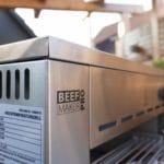 Seitenansicht Beefer Maker Pro