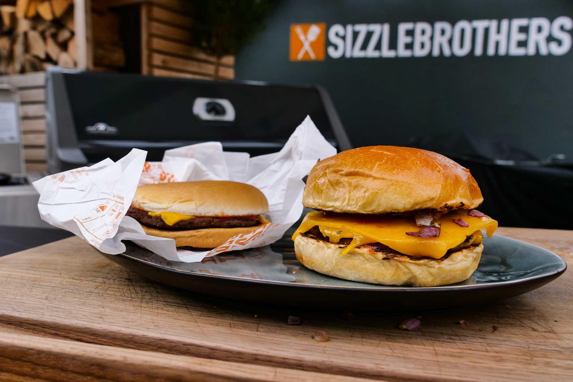 McDonalds Cheeseburger selber machen – so geht's