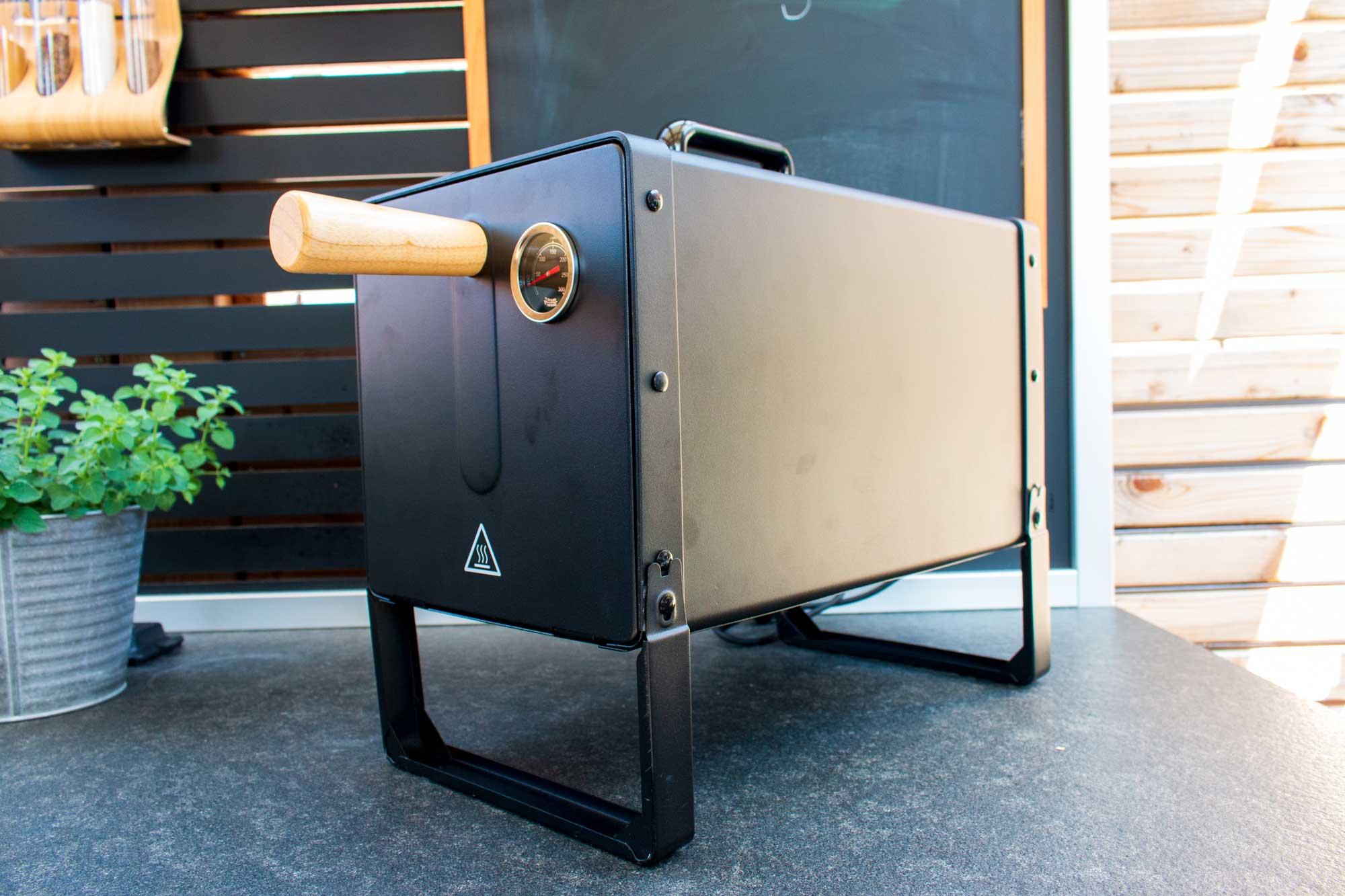 ALDI Nord Elektro Smoker Test – für wen lohnt sich der elektrische Räucherofen?