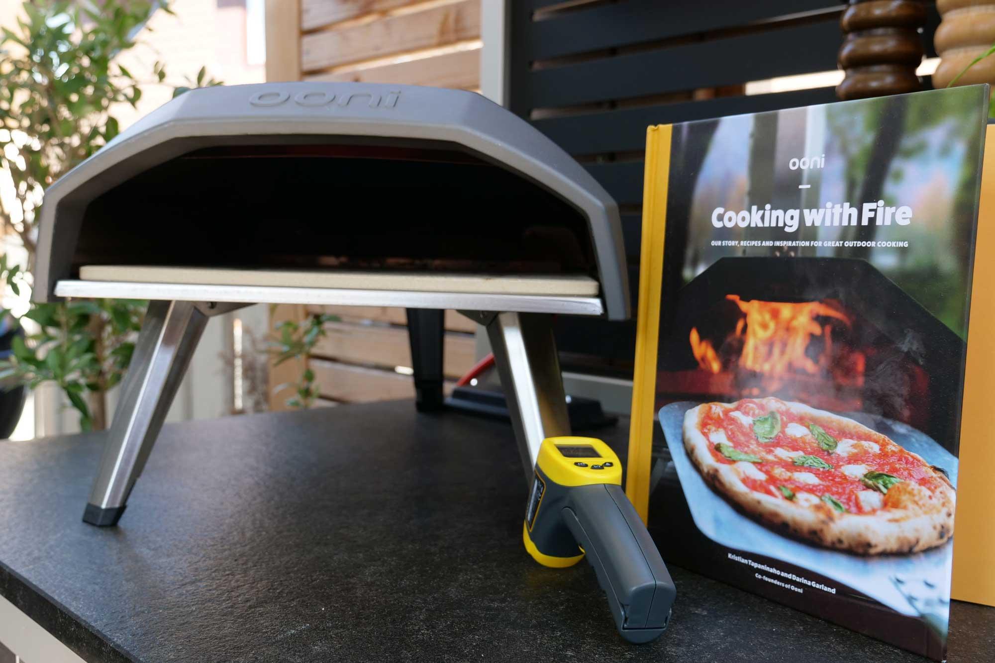 Der Ooni Koda Pizzaofen im Test