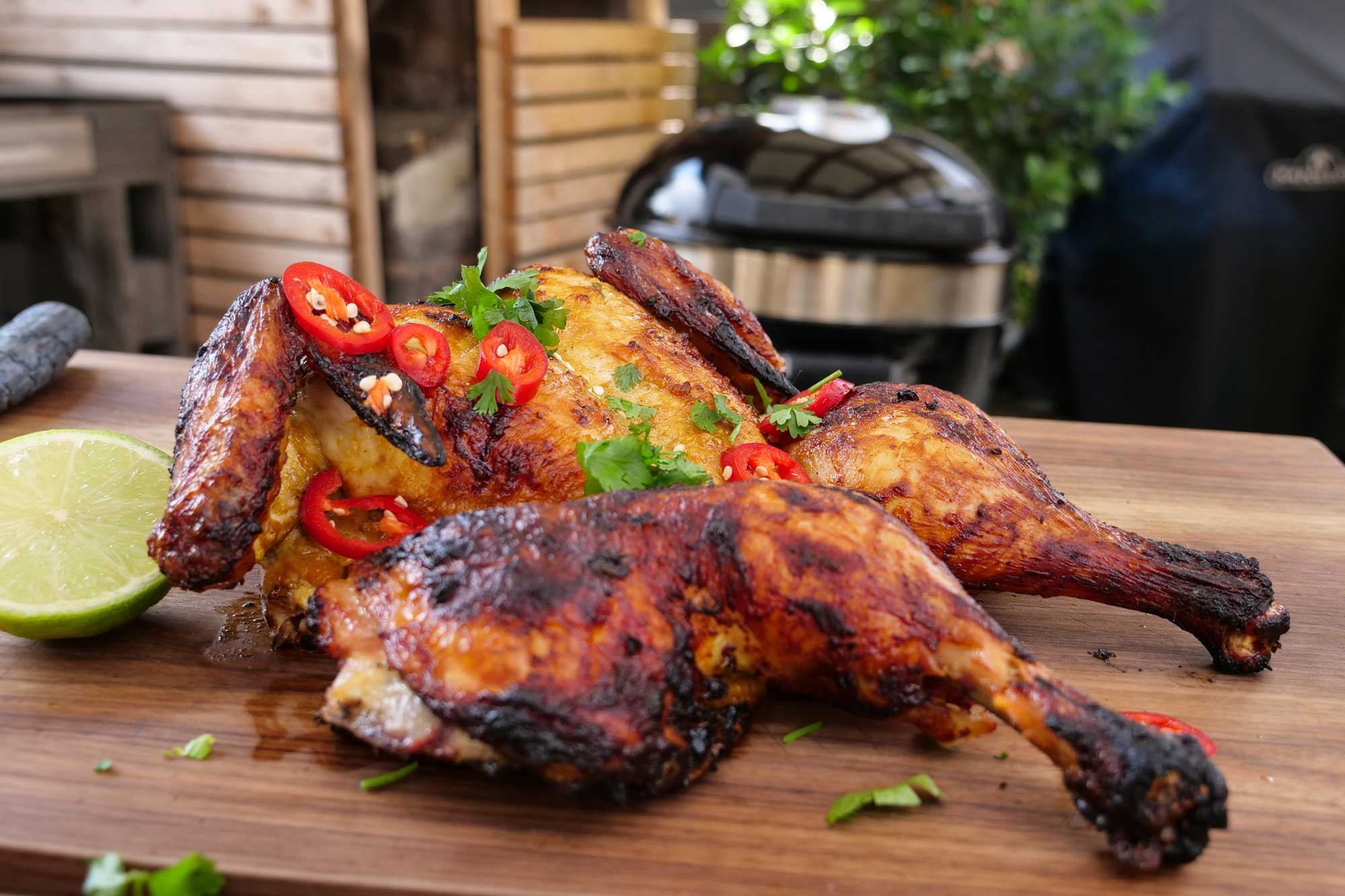 Tandoori Chicken – Grillen wie in Indien