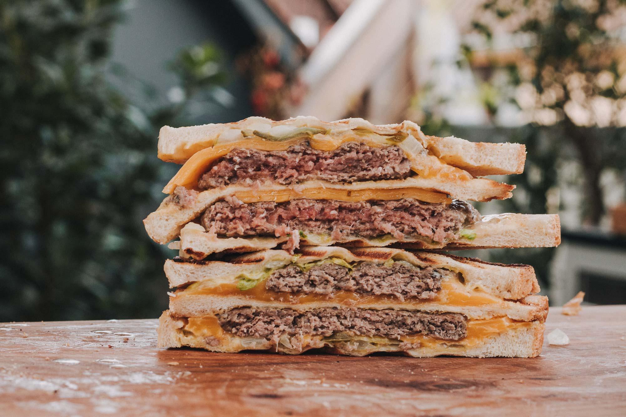 Big Mac Sandwich Rezept – Big Mac selber machen
