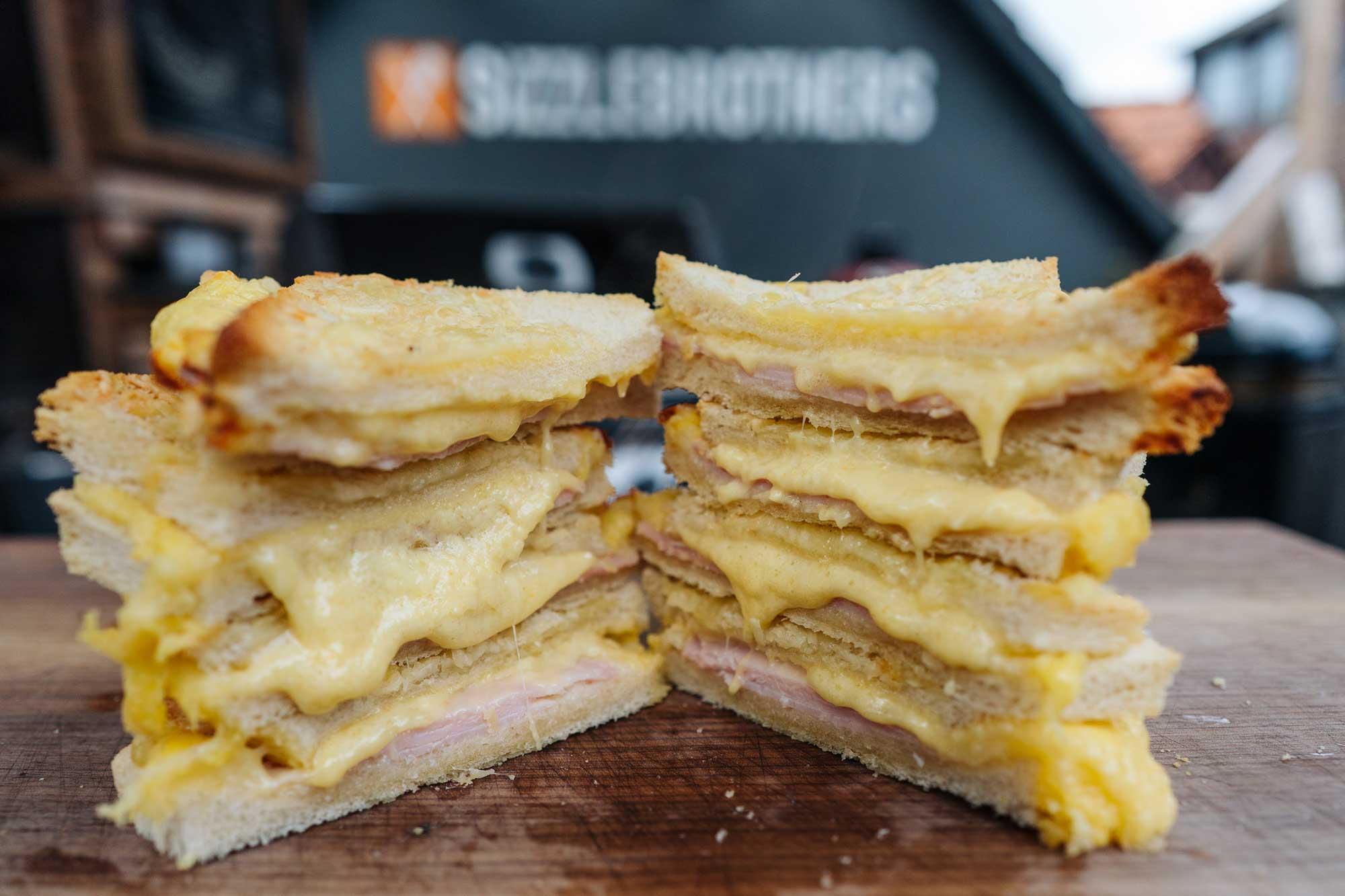 Croque Monsieur Sandwich selber machen – so geht's!