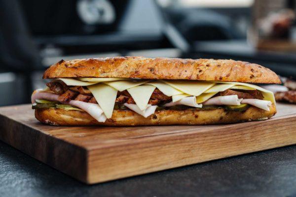 Leckeres Cuban Sandwich