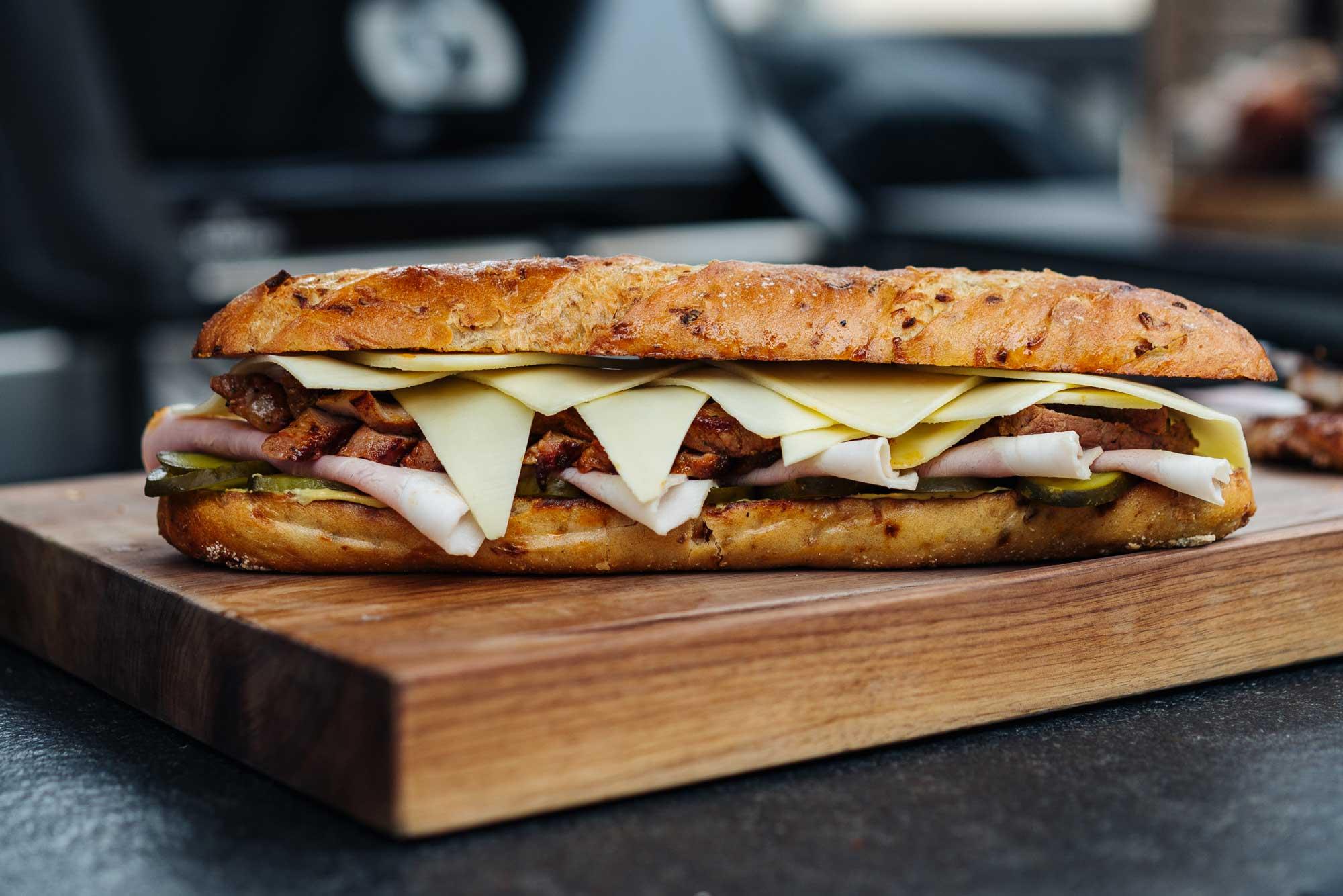 Cuban Sandwich selber machen – So geht das kubanische Sandwich