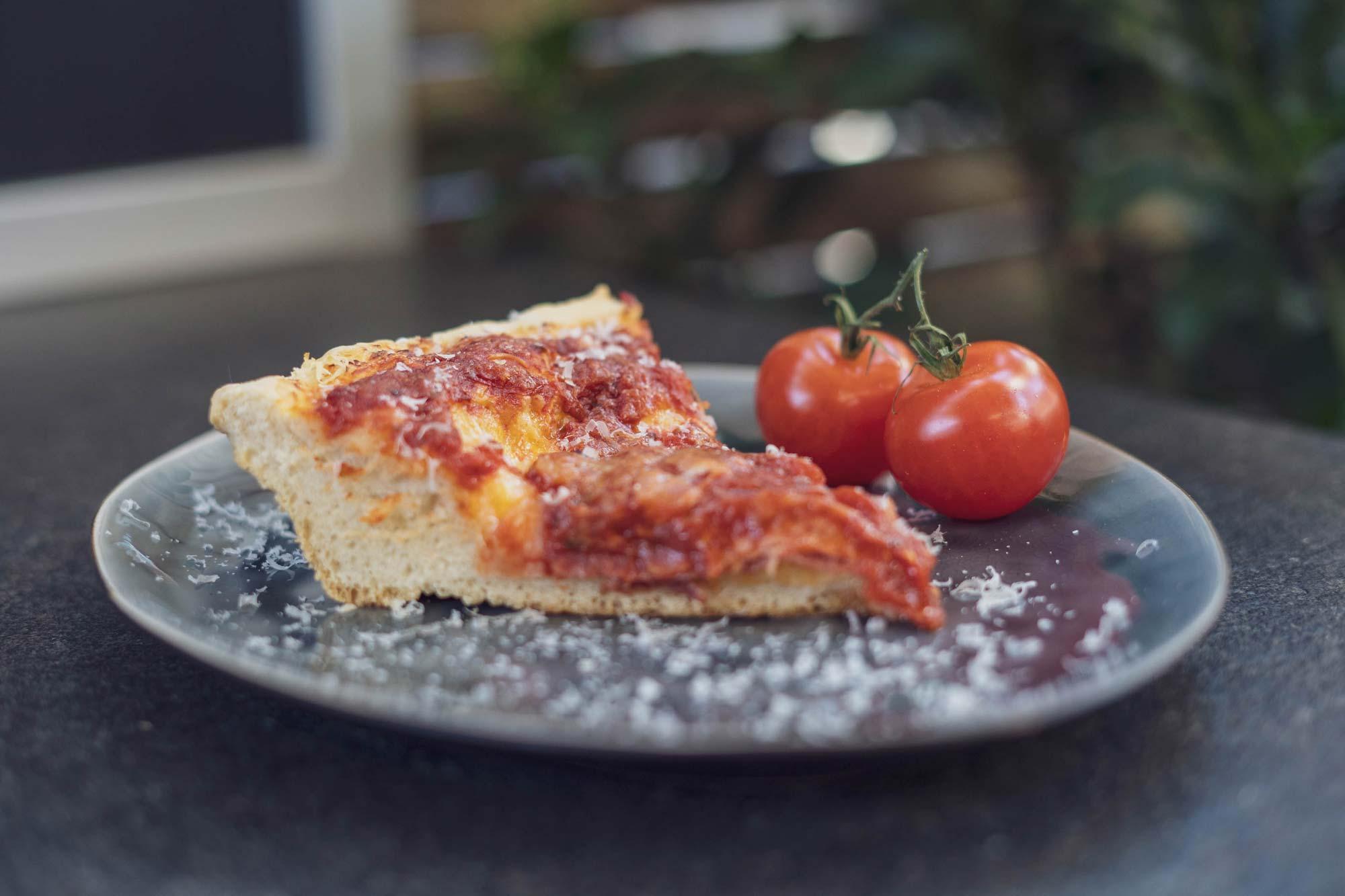 Pizza Kuchen Rezept – Der beste Kuchen der Welt!