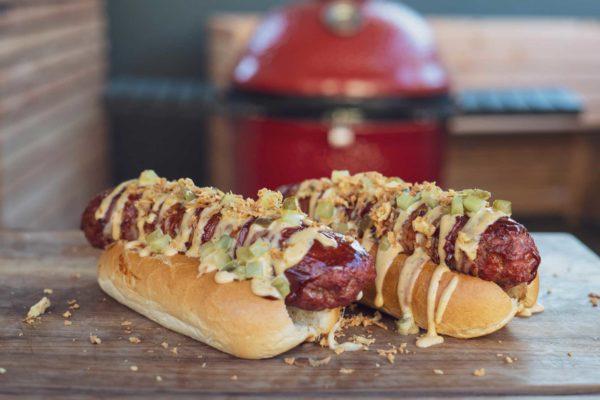 Bacon Bomb HotDog